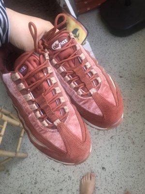 Nike Sneakers met veters veelkleurig