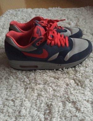 Air Max Nike blau rot