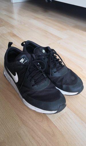 Nike Sneaker stringata nero-bianco sporco