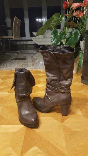 Air Step Stiefel oder Stiefelette