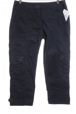 Airfield 3/4-Hose dunkelblau Casual-Look
