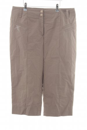 Airfield 3/4 Length Trousers brown casual look