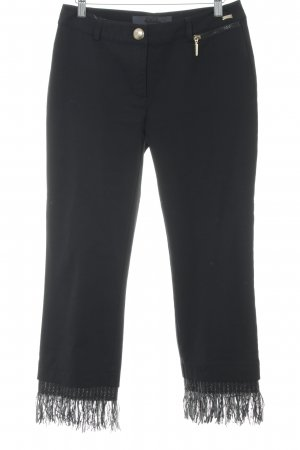 Airfield 7/8 Length Trousers black Boho look