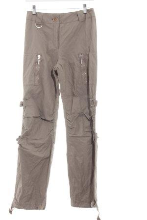Airfield Baggy Pants hellgrau Casual-Look