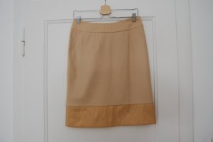 Airfield Pencil Skirt sand brown