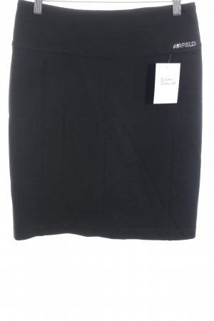 Airfield Pencil Skirt black business style