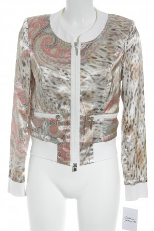 Airfield Blouson animal pattern extravagant style