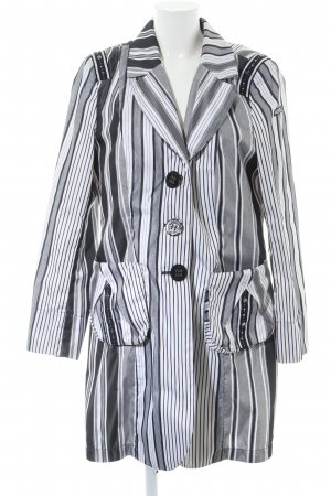 Airfield Blouse Dress striped pattern business style