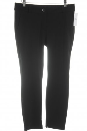 Airfield Pleated Trousers black business style