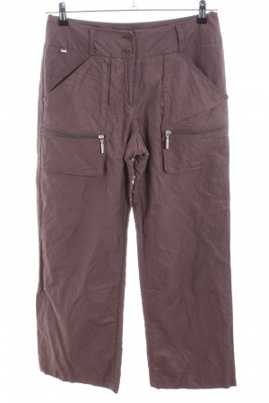 Airfield Cargo Pants bronze-colored casual look