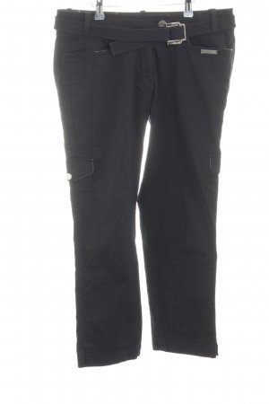 Airfield Cargo Pants black casual look