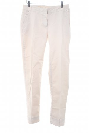 Airfield Chinos cream casual look