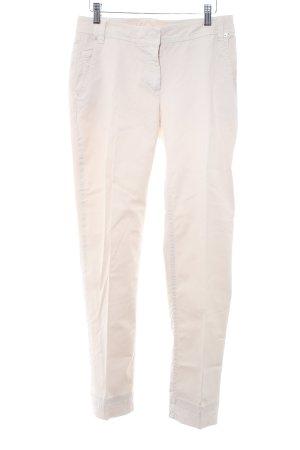 Airfield Pantalone chino crema stile casual