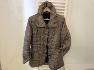 Airfield Down Jacket grey brown