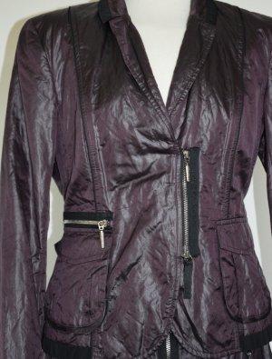 Airfield Ladies' Suit purple mixture fibre