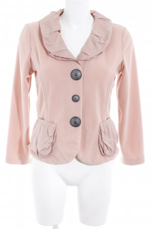 Airfield Fleece Jackets dusky pink-anthracite extravagant style