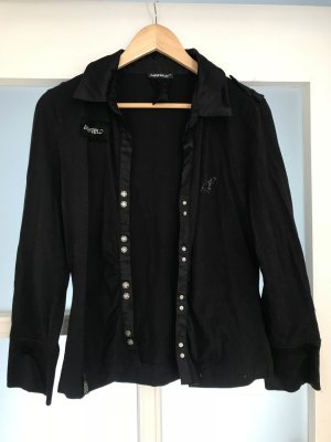 Airfield Blouse Jacket black