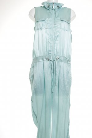 Airfield Jumpsuit mint Retro-Look