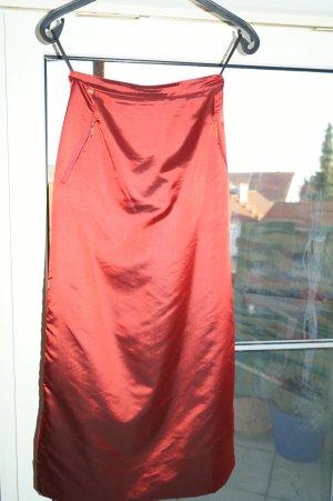 Airfield Kostüm rot glänzend schönes Teil