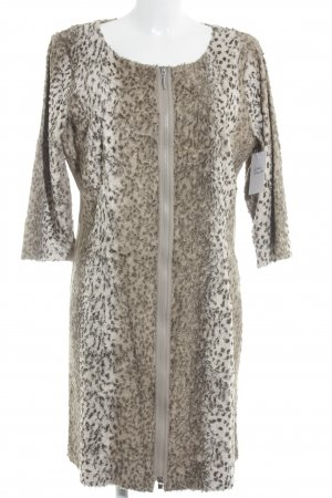 Airfield Cappotto in eco pelliccia Stampa leopardata soffice