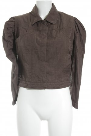 Airfield Short Blazer brown casual look