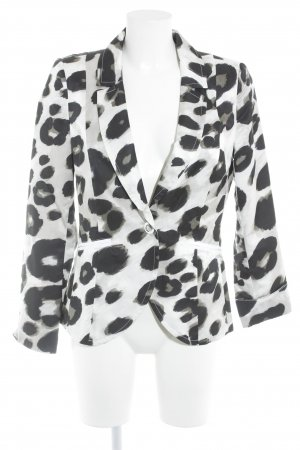 Airfield Kurz-Blazer Leomuster Animal-Look