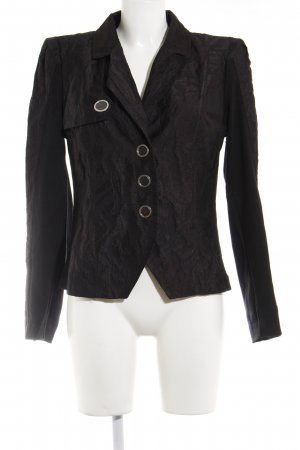 Airfield Blazer corto nero stile top
