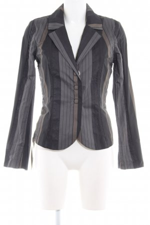 Airfield Short Blazer striped pattern extravagant style