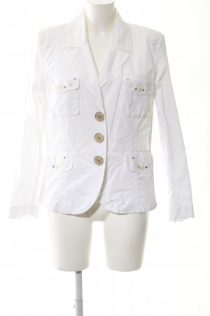 Airfield Short Blazer white casual look