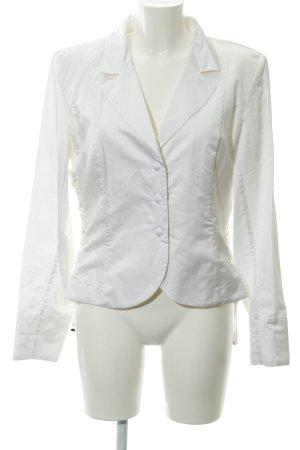 Airfield Korte blazer wit extravagante stijl