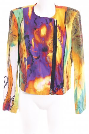 Airfield Kort jack abstract patroon casual uitstraling