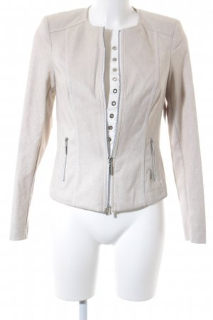 Airfield Kurzjacke creme-wollweiß Business-Look