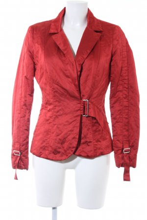 Airfield Short Jacket red casual look
