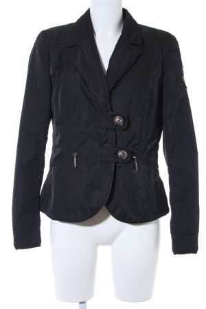 Airfield Short Jacket black casual look