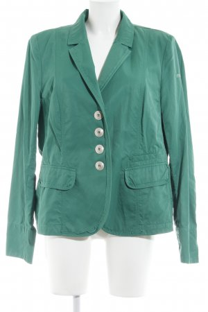 Airfield Short Jacket forest green simple style