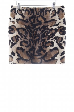 Airfield Miniskirt animal pattern animal print