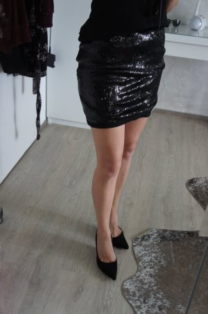 Airfield Miniskirt black