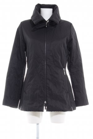 Airfield Outdoor Jacket black simple style