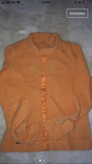 Airfield Fleece Jumper orange
