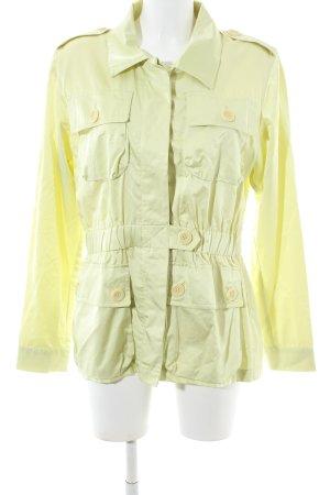 Airfield Safari Jacket primrose casual look