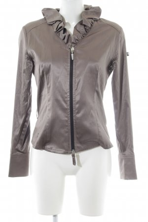 Airfield Shirt Jacket bronze-colored extravagant style