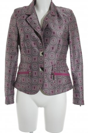 Airfield Smokingblazer abstract patroon elegant