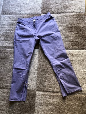 Airfield Five-Pocket Trousers purple