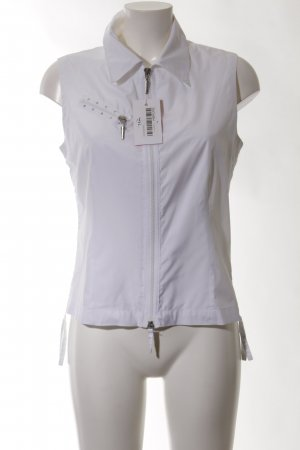 Airfield Chaleco acolchado blanco look casual