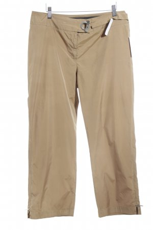 Airfield Jersey Pants gold-colored extravagant style