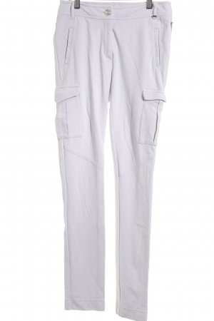 Airfield Jersey Pants light grey casual look