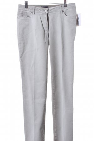 Airfield Straight-Leg Jeans hellgrau Casual-Look