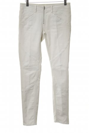 Airfield Stretch Jeans white casual look