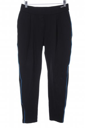 Airfield Stretch Trousers black-blue casual look