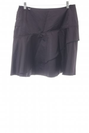 Airfield Broomstick Skirt black street-fashion look